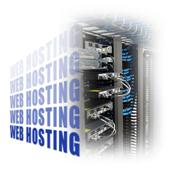 a web hosting server