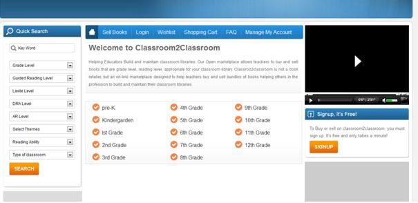 classroom2classroom template