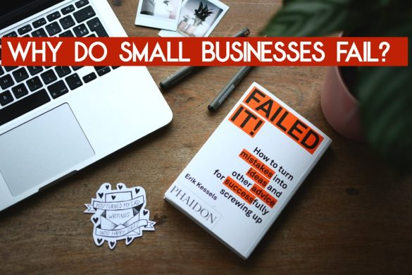 Why do small businesses fail?