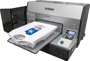 T shirt printer software