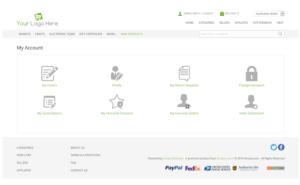 iScripts MultiCart screenshot