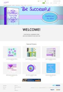 Online Marketplace StoreWebsite - Youneik website