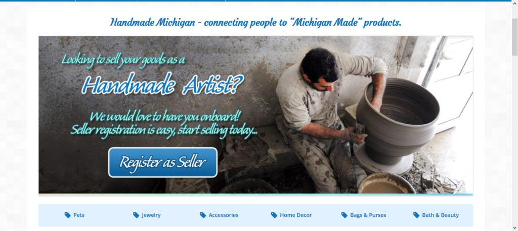 online marketplace website product