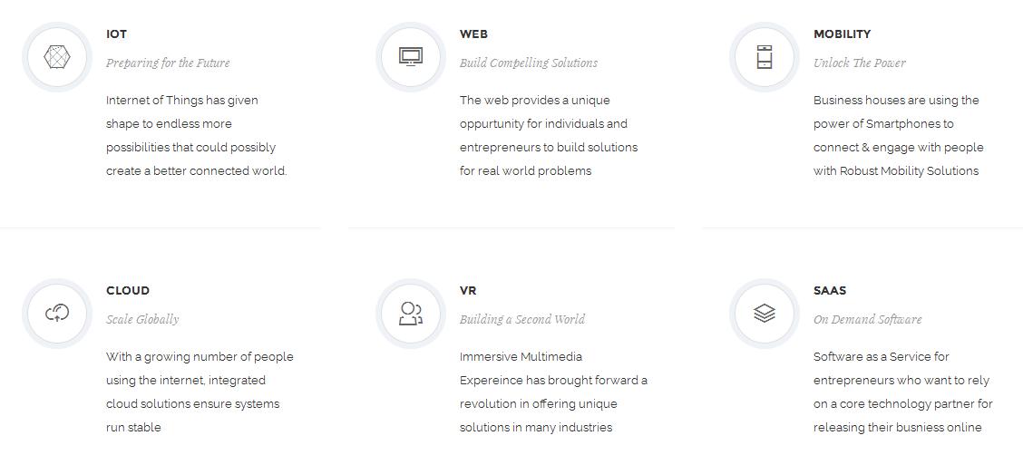 various development services