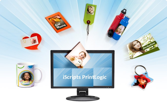 different products printed using iScripts printlogic