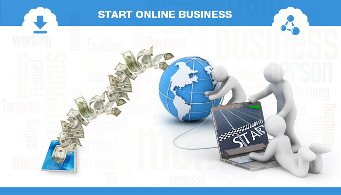offline or online business