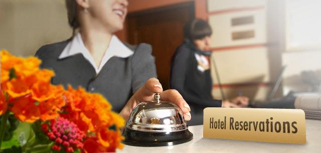 hotel reservation mar
