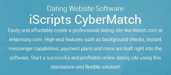Description on online dating software