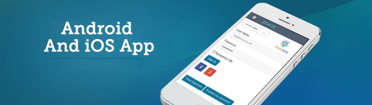 Android And IOS App