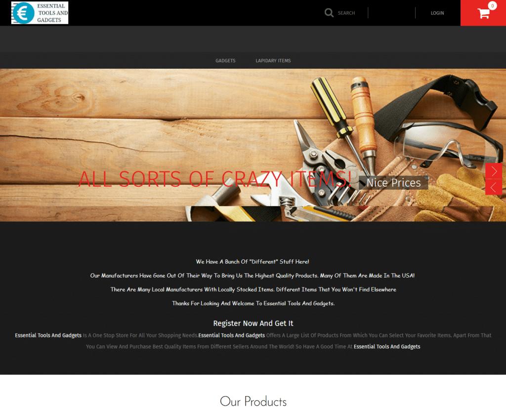 multi vendor ecommerce site