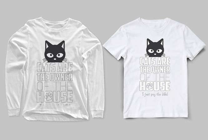 Custom Tshirt Design for Pet Lovers