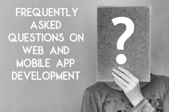 mobile app development faq