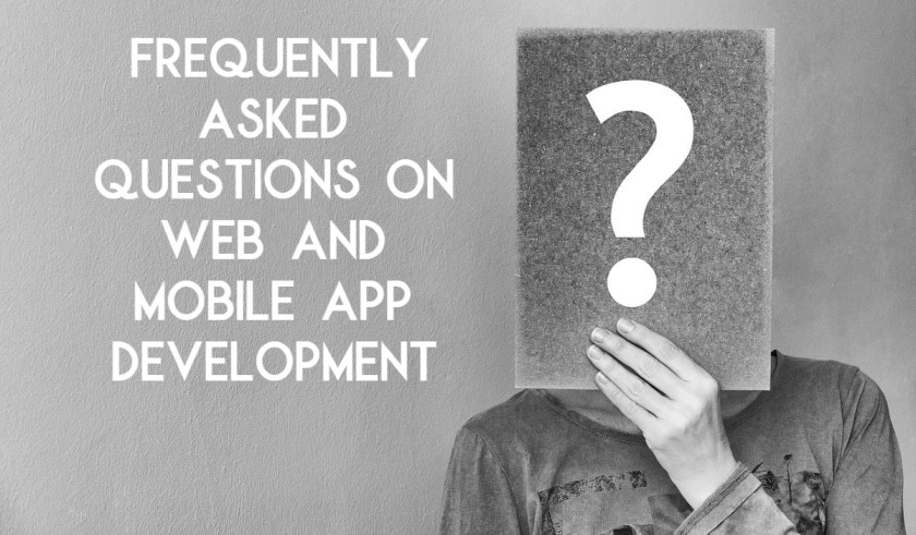 mobile app development faq