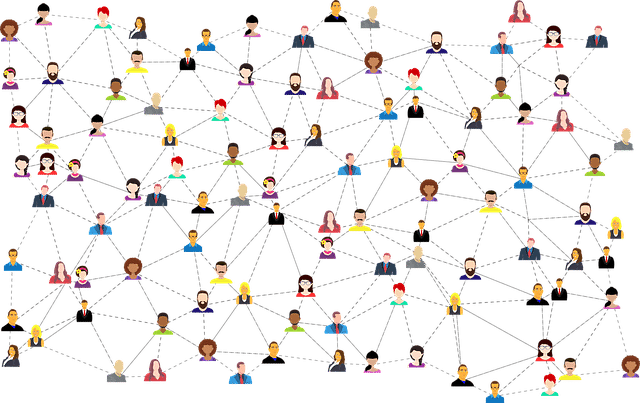 Social Media Network Connections - iScripts SocialWare