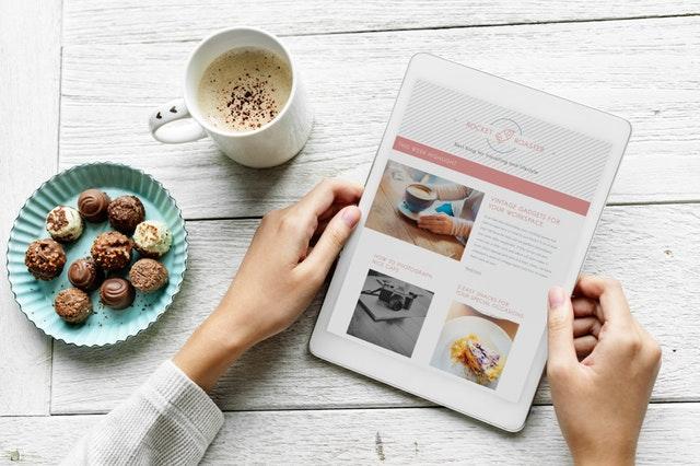 Blogging Website MVP - iScripts