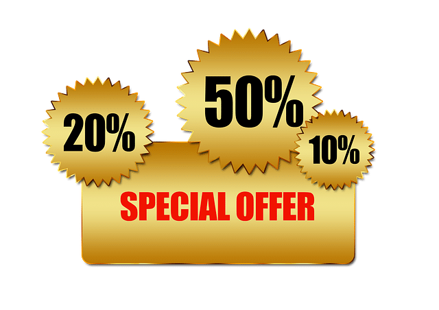 Special Offers and Coupon Codes Online