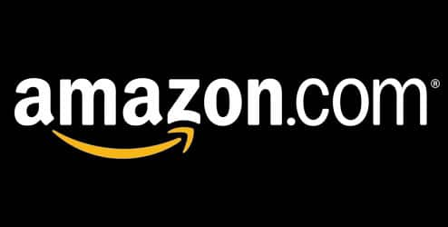 Amazon's current business logo