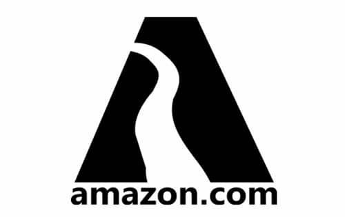 Amazon's first business logo