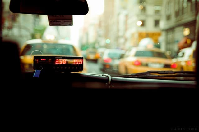 Ride Sharing Services Online