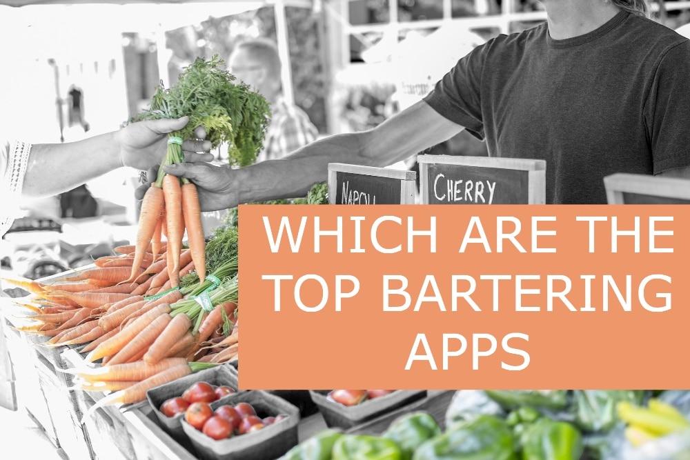 Online Bartering Apps