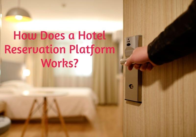 hotel reservation platform