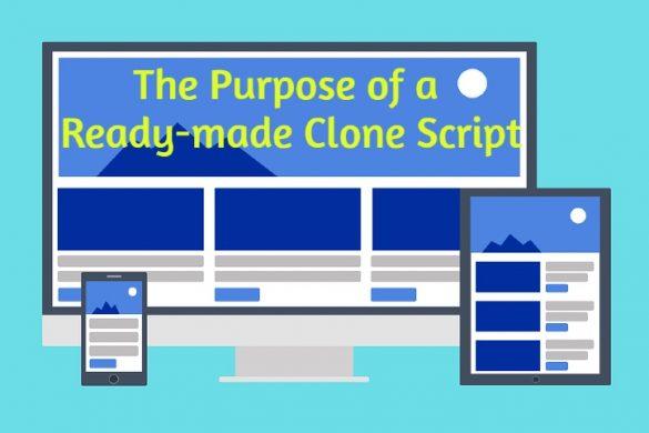 readymade clone script