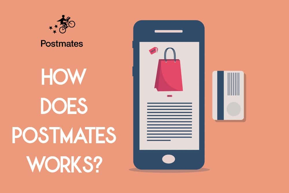 how does postmates works