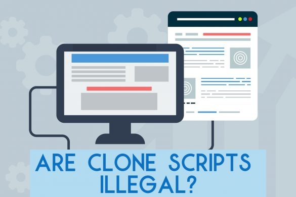 are clone scripts illegal