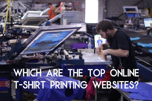 top online t-shirt printing websites