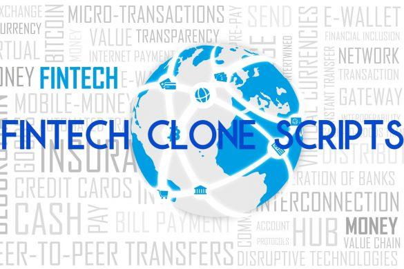 fintech clone script