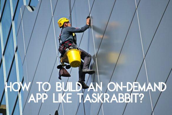 on-demand marketplace like taskrabbit
