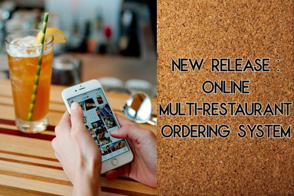 online multi restaurant