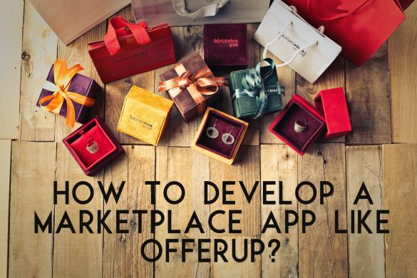 build an app like offerup