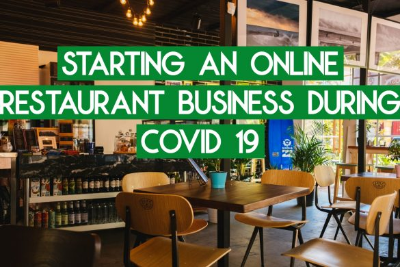 online restaurant business