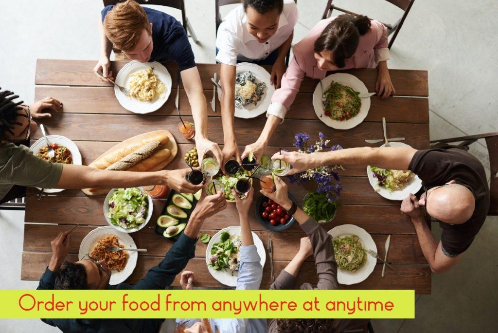multi-restaurant ordering system