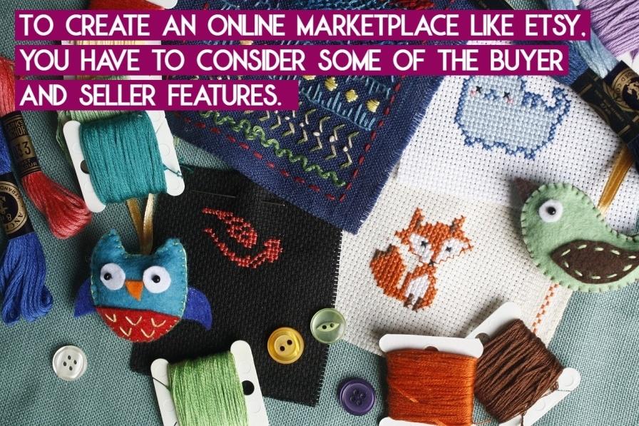 Marketplace like Etsy