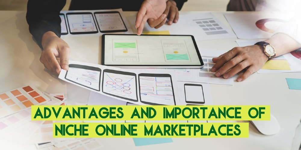 Niche online marketplaces