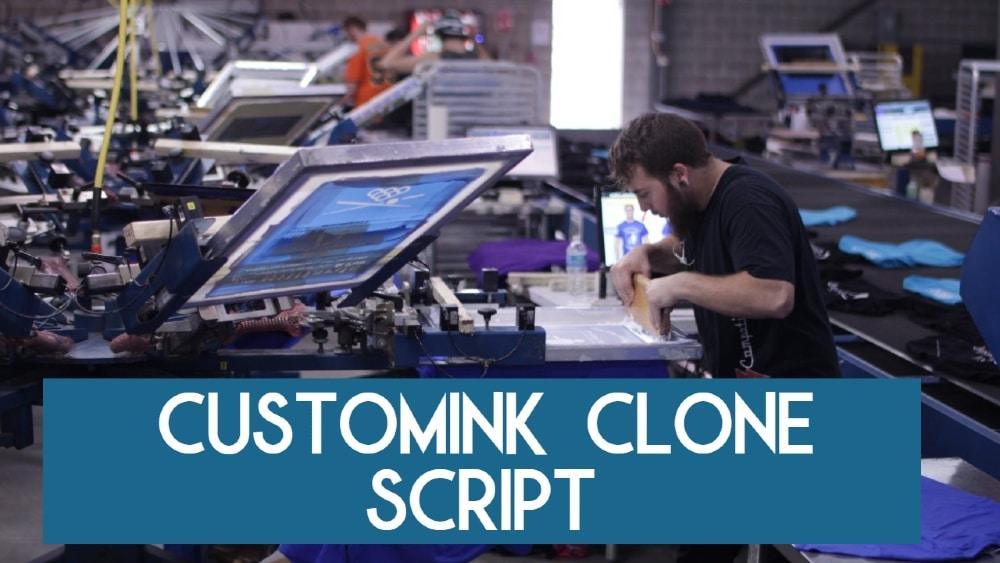 customink clone script
