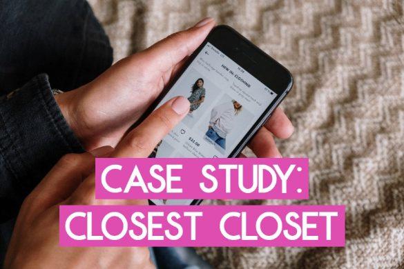 closest closet online marketplace