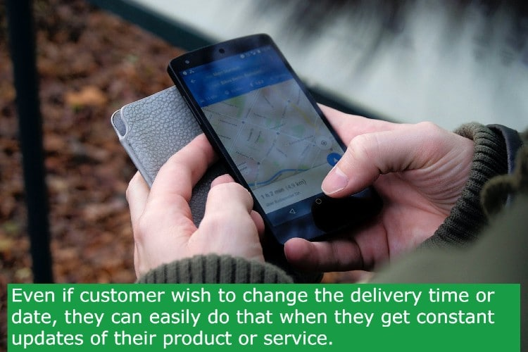 On-Demand Service App Features