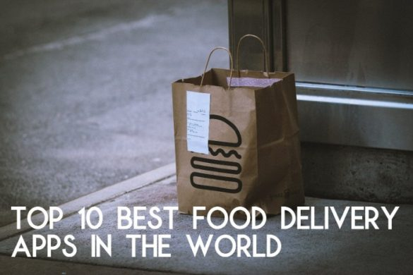 best food delivery apps in the world