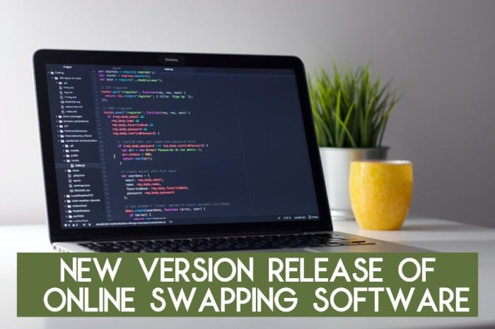 online swapping software