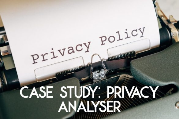 privacy analyser