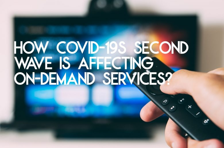 on-demand services and online services