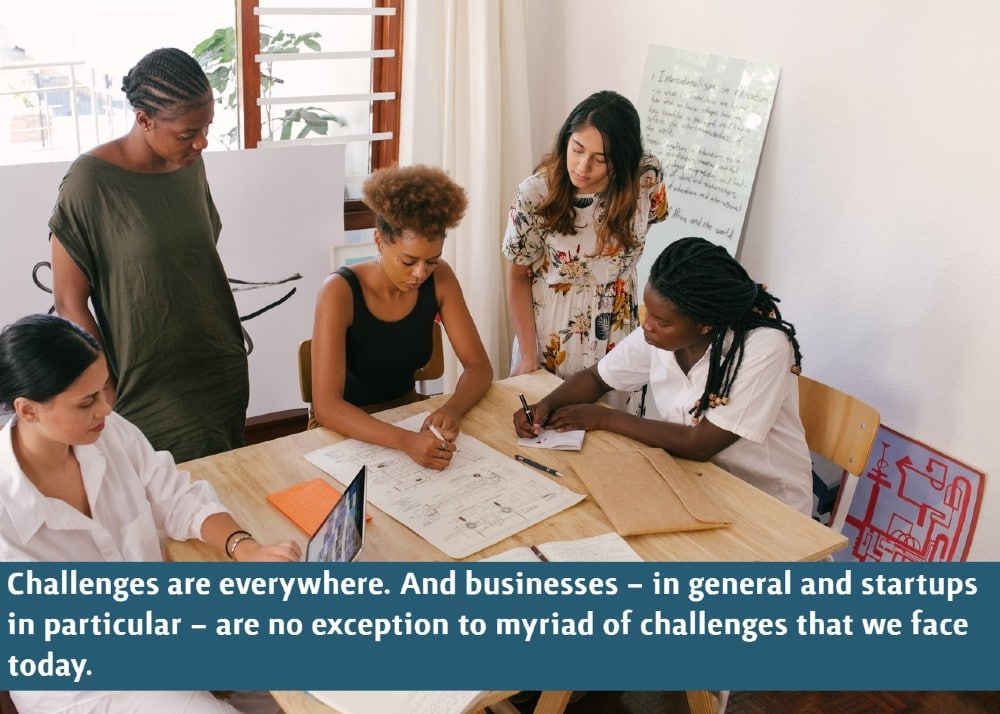 Challenges of Startups