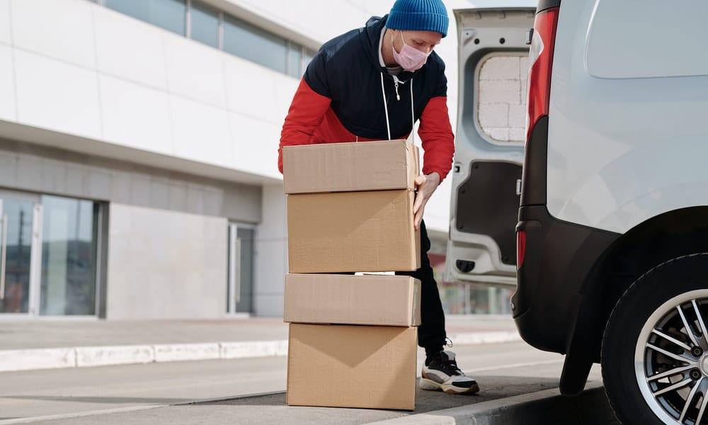 logistics customer portal