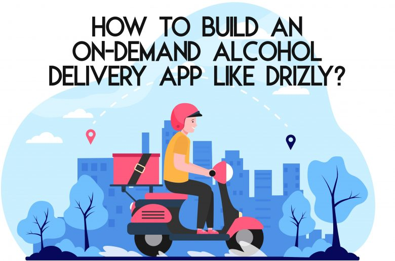 alcohol delivery app