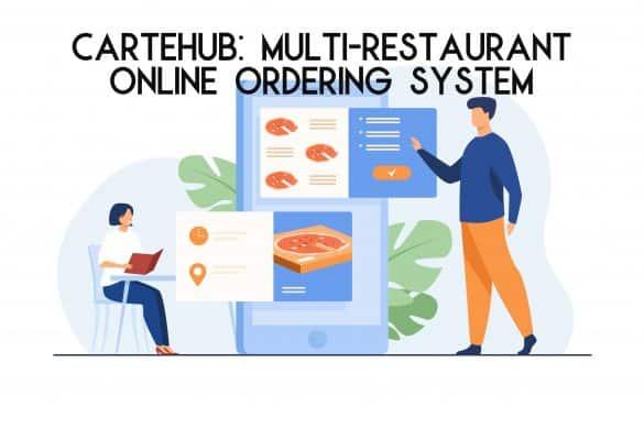 multi-restaurant online ordering system