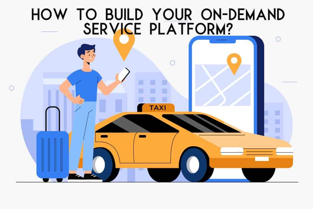 on-demand service platform