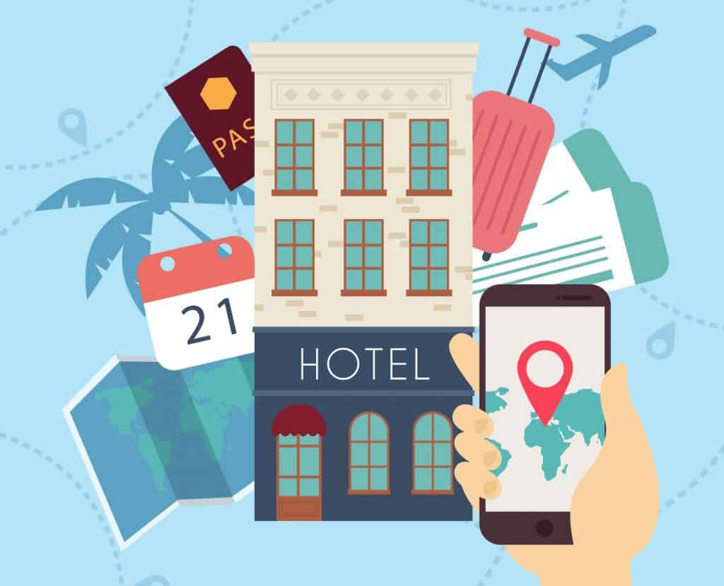 hotel booking business